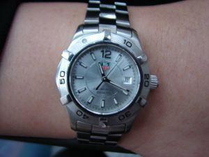台中流當手錶拍賣 原裝 TAG Heuer 豪雅 石英 女錶 9成5新 喜歡價可議