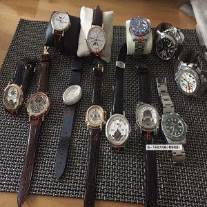 收購手表我們專業 百大名錶收購 別人不收的手錶 免費估價鑑定 台中收購手錶